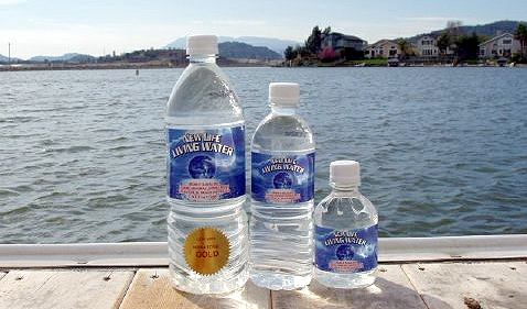 New Life Living Mineral Water